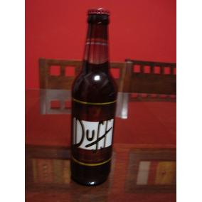 Cerveza Duff Primera Edición Los Simpson