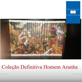 Coleçao Definitiva Do Homem-aranha Hq Do 1 Ao 11.