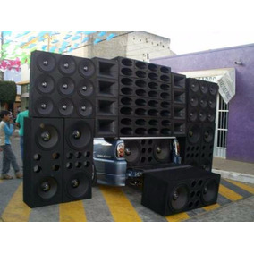 8000 Projetos Caixas Acústicas, Automotivo, Sub E Line Array