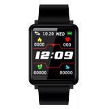 Relógio Inteligente F1 Bluetooth Batimento Cardíaco Origina
