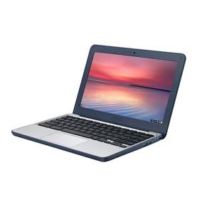 Asus Chromebook C202sa-ys02 11,6 4/16 Gb Azul Obscuro-plata