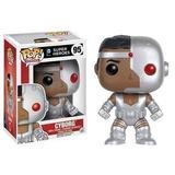 Funko Pop Cyborg #95 - Dc Super Heroes