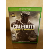 Cod Infinite Warfare Para Xbox One Fisico Esp Game Star
