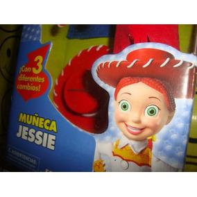 Toy Story Muñeca Jessie La Vaquerita Original en Mercado Libre México 91ad0717f32