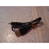 Cable Con Puerto Usb Telefono (usado)