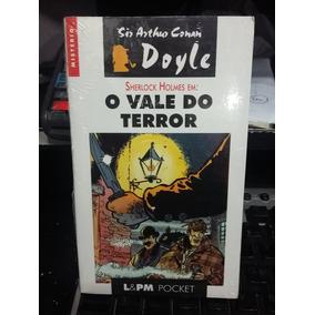Livro - O Vale Do Terror - Sir Arthur Conan Doyle
