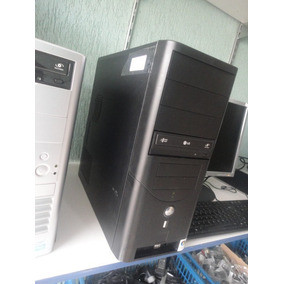 Computador Amd Athlon X 2 240 2.8 Ghz Gabinete+placa M + 2gb