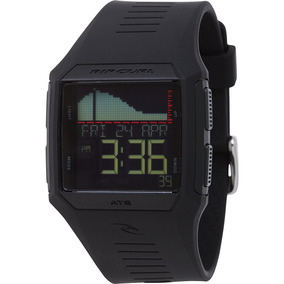 Relógio Rip Curl Rffles Tide All Black A11194029