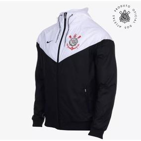 7bf9cadcb2557 Jaqueta Nike Corta Vento Corinthians ( Pronta Entrega )