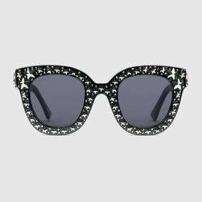 a2ab2b6a1c954 Oculos Gucci Quadrado De Sol Chloe - Óculos no Mercado Livre Brasil