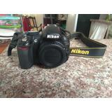 Nikon D3100 (sólo Cuerpo)