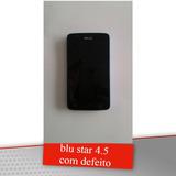 Blu Star 4.5 S450i Com Defeito Na Promoção Frete Gratis