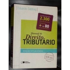 Manual De Direito Tributario Pdf
