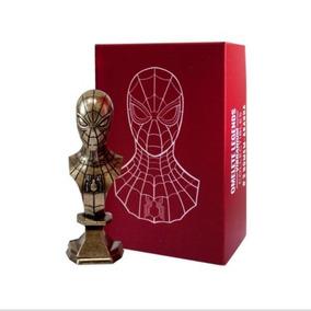 Marvel Steel Collectibles - Homem-aranha + Brinde