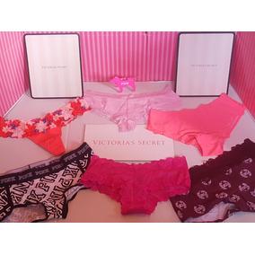Victorias Secret Pink Lote 30 Pantys Modelos Nuevos + Regalo
