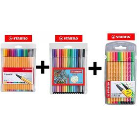 Kit Point 8815 + Pen 6815 + Pen E Point Neon