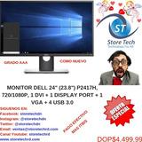 Monitor Dell 24 (23.8 ) P2417h, 720/1080p, 1 Dvi + 1 Displa