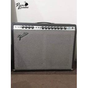 Remato Amplificador De Guitarra Fender Twin Reverb De Tubos