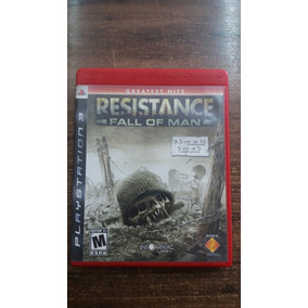 Resistence Fall Of Man Ps3