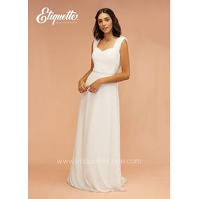 Ver vestidos de novia para boda civil