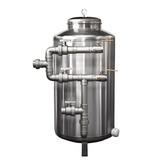 Filtro Central Aguá Potável Aço Inox 304 -15000l -pirafiltro