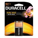 Bateria Duracell 9v Plus Power Duralock