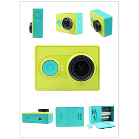 Yi Action Camera 1080p + Case Waterproof