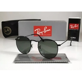 85b14f265c1f4 Oculos Ray Ban Rb3447 Preto - Óculos no Mercado Livre Brasil