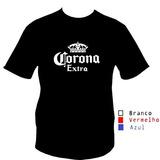 Camisa Da Cerveja Corona Extra no Mercado Livre Brasil c2d63feb91c0f