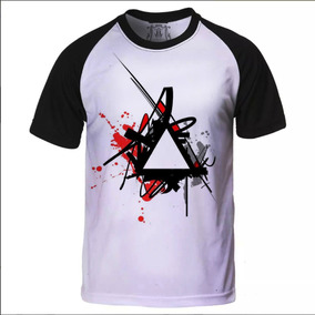 Camiseta Raglan 34 324 Cores - Camisetas Manga Curta no Mercado ... 2cd80fc1928e5
