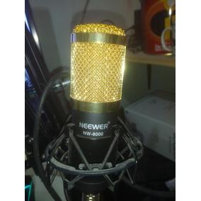 Microfono Condenser Neweer 8000