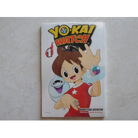 Yo Kai Watch Vol. 1 Panini