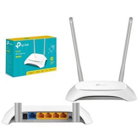 Router Wifi 2 Antenas Tp Link 300mbps