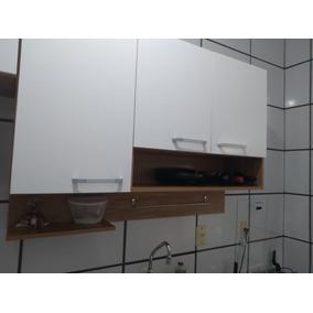 Jogo De Cozinha C/ 4 Modulos