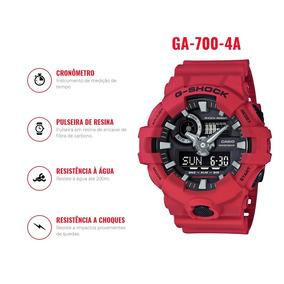 a5d76251cc6 Dng Shop Relogio Casio - Relógios no Mercado Livre Brasil