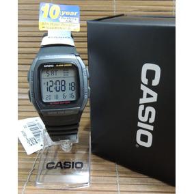 82922dae47e Caixa Relogio Casio Modelo W96h - Relógios no Mercado Livre Brasil