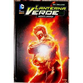 Lanterna Verde - Agente Laranja