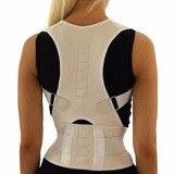 Corrector De Postura Lumbar Espalda Imanes