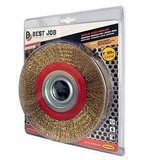Cepillo De Acero Circular 150mm - 6 Pulgadas Best Job ebc2133146f1