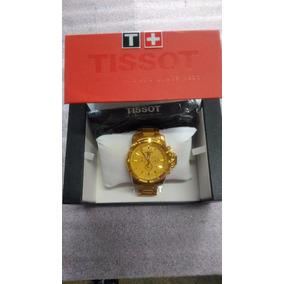 7455c78196c Relogio Tissot 1853 Dourado - Relógios no Mercado Livre Brasil