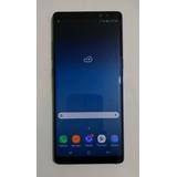 Galaxy Note 8, Sm-n950u, Azul, 6ram, Impecable, Liberado
