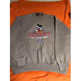 Suéter De Mickey Mouse Talla L ee9efa1fe9fe7