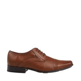 Zapato De Vestir Mirage 4531 ~ Caballero Miel 123999
