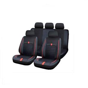 Funda Cubreasiento Semi Cuero Automotriz Premium Milán