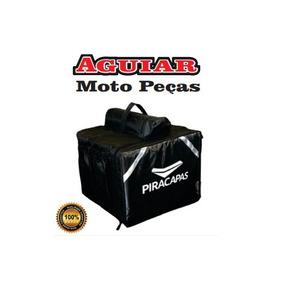 Bolsa Mochila Térmica Pizza Lanche Motoboy Entrega 45 Litros