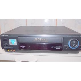 Video Cassette Sony Slv 77hf