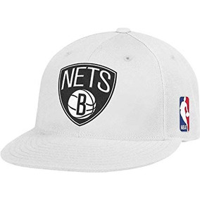 adidas Nba Brooklyn Nets Gorra Flexible De Visera Plana e56541282f0
