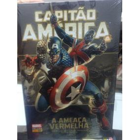 Capitão América A Ameaça Vermelho