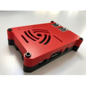 Case Raspberry Pi3 Pi 3 Vesa Vessa Em 3d Pronta Entrega