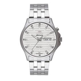 c08be9f0fdb Relógio Armitron Prata Pulseira Aço. Masculino Orient - Relógios De ...